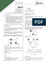Biologia - Caderno de Resoluções - Apostila Volume 4 - Pré-Universitário - Biologia4 - Aula18