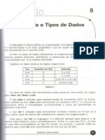 UC PIC - Programacao Em C Cap-5 Variaveis e Tipos de Dados