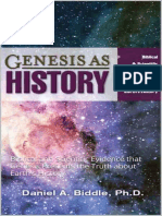 Genesis as History_ Biblical an - Daniel Biddle