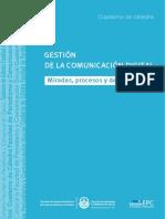 Cuaderno de Cátedra - Gestión de la Comunicación Digital