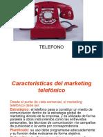 Marketing Telefonico