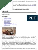 Ganado Caprino - Sistemas de Producción y Nutrición Animal - Observatorio de Tecnologías Probadas - Plataforma de Conocimiento Para El Medio Rural y Pesquero - Servicios de Información - Servicios - Ministerio - Mapama