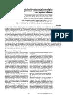 Aportes a la caracterización molecular e inmunológica de porinas de bacterias Gram-negativas y sus regiones variables