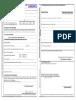 Formularz NFZ – Zlecenie Naprawy Wyrobu Medycznego