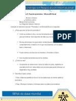 Evidencia 5 Funcion Pronostico -Microsof