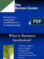 The Burson Center Story