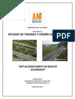 Volumen II Trazado y Diseño Geométrico