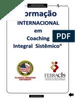 Formação Internacional em Coaching