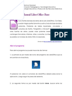 Manual LibreOffice Base-Parte I