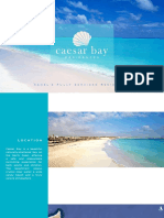 Caesar Bay Residences Brochure
