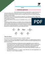 U 2 Uniones Químicas