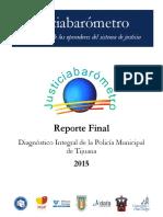 2015 Justiciabarometro Tijuana