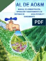 Administración, Operación y Mantenimiento de Agua Potable