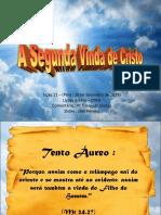 Lição 11 - A Segunda Vinda de Cristo - CPAD - Slides - José Pereira