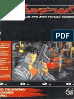 Cyberpunk - Um RPG num Futuro Sombrio - Biblioteca Élfica.pdf