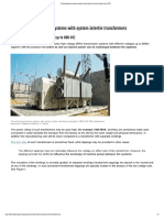 Connecting Transmission Systems With System Intertie Transformers _ EEP
