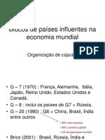 Blocos Econômicos (8)