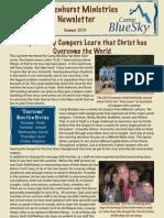 Summer 10 Newsletter