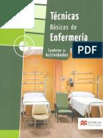 Cuadernillo Ténicas Básicas de Enfermería