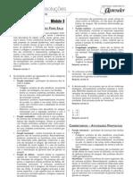 Biologia - Caderno de Resoluções - Apostila Volume 1 - Pré-Vestibular bio4 aula03
