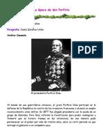 La Época de Don Porfirio