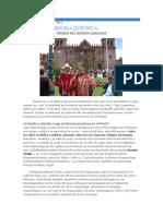 Quechua 3 Avance