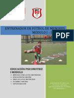 Entrenador de Futbol de Menores Modulo 1 Semana 1 - Ok (1)