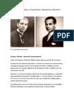 Borges y Mallea