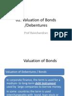 02.Valuation of Bonds