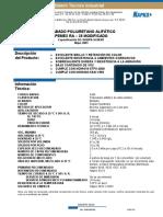 Napko 4385 Recubrimiento Poliuretano RA 28mod