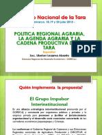 TARA_VIII Foro Nacional.pptx