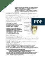 Resumo Reumatologia