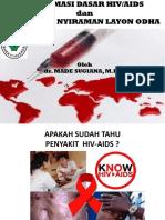 Informasi Hiv Untuk Umum