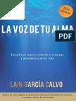 La Voz de Tu Alma-Laín García Calvo
