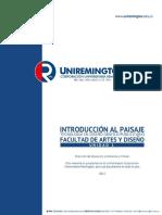 Unidad 5 - Introducción Al Paisaje