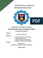 Auditorias en Seguridad y Salud Ocupacional