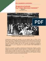 Thiago R. - Respuesta Al Artículo 'Mao y El Blog Crítica Marxista-Leninista' (2014) - CM-L