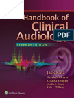Handbook of Clinical audiology 7th.edition