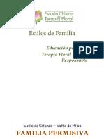7. Estilos de Familia- Trastornos Externalizantes