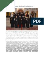 Conferencia Episcopal Ortodoxa de  América Latina