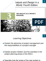 The Analysyst As A Project Manager