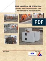Construction of Masonry Spanish