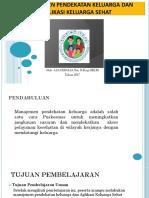 Manajemen pendekatan keluarga.pptx