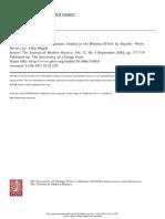 Allan Megill - Figural Realism Studies in the Mimesis Effect