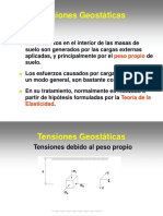 Tensiones Geoestáticas_Teoria