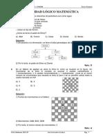 Solucionario General pre-san marcos  Tercer Examen 2015-II