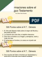 500 Afirmaciones Del a.T.