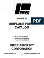 Piper 761-538 Warrior Pc v2009