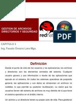 SO - Gestion de Archivos y Directorios-2015 C4