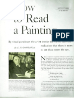 Gombrich, E. H. - How to Read a Painting